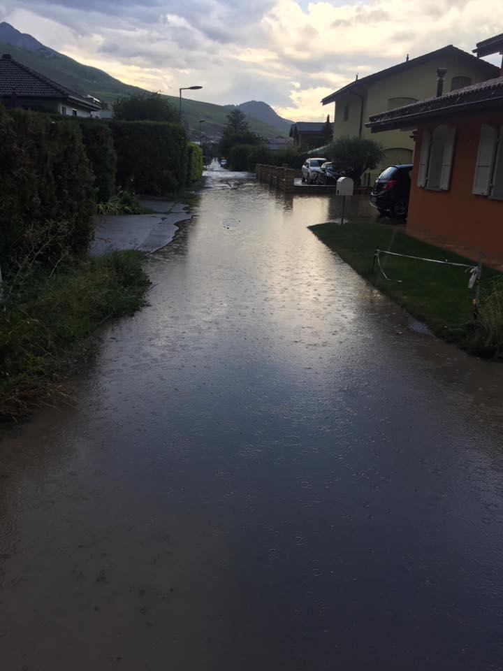 Inondations à Vétroz – Fatalité ou négligence ?